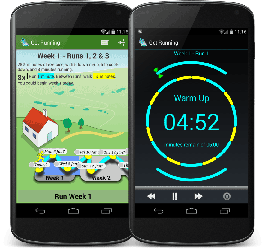 Get Running on Nexus S