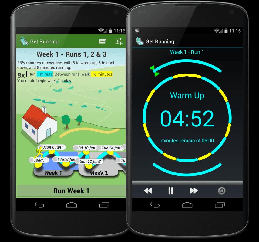 Get Running on Nexus S
