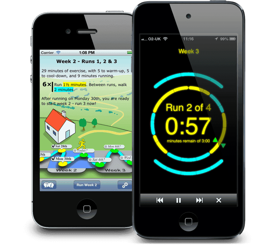 Get Running on iPhone and iPod