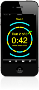 Run Clock on the iPhone 4S