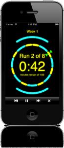 Run Clock on the iPhone 4S