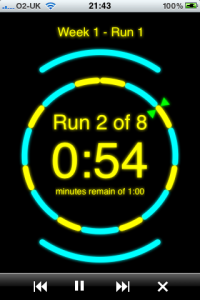 Run Clock