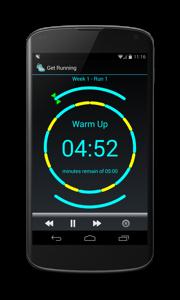Run Clock on the Nexus 4