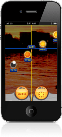 Sun Scout for iPhone
